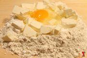 aggiungere l'uovo