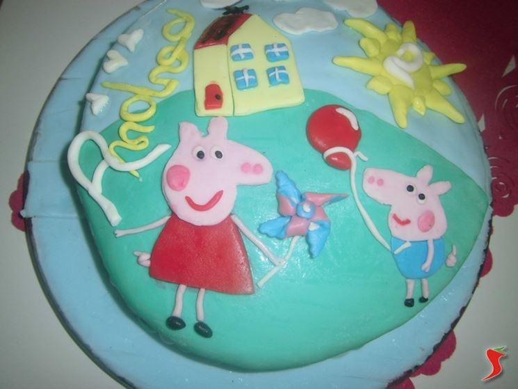 Decorazioni Torte Bambini Torte Compleanno Torta