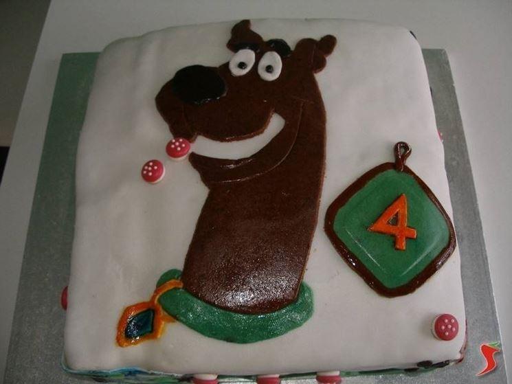 Top torte per bambini - torte compleanno HY86