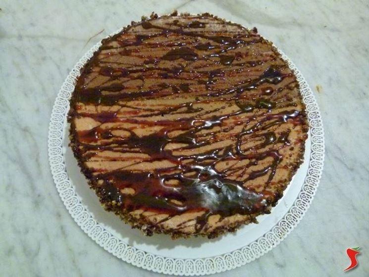La torta dolce
