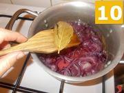 Continuate la ricetta