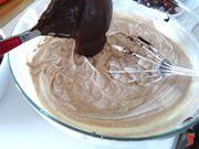 aggiungo il cioccolato