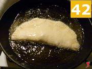 cottura del panzerotto