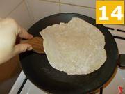 Cuocete la piadina