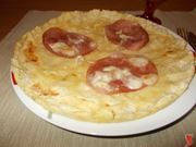 pizza di patate