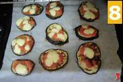 Cuocere le pizzette