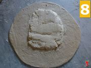Preparazione della pasta sfoglia