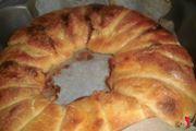 pan brioche torta