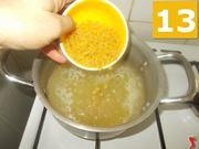 Cottura pastina