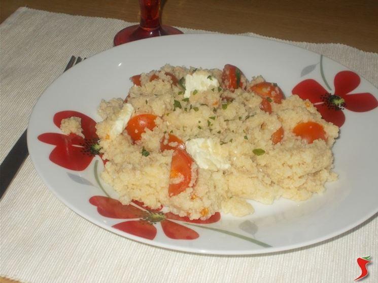 Cous Cous freddo ricette