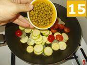 Unire gli ingredienti