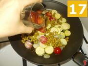 Terminare gli ingredienti