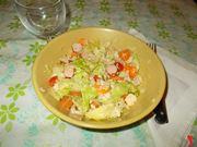 L'insalata di cous cous