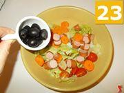 Continuare l'insalata