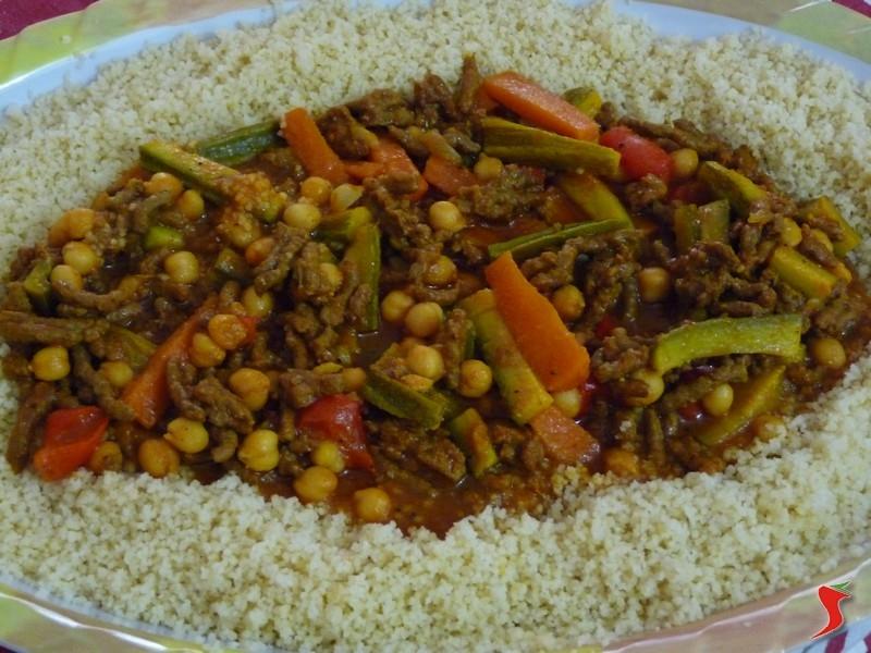 Cous cous ricette cous cous cucinare cous cous for Cucinare cous cous