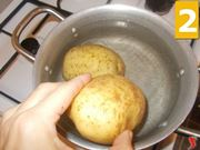 Bollite le patate