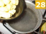 Cuocere gli gnocchi