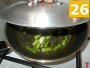 Finite di cuocere gli asparagi