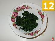Tagliate gli spinaci