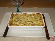 Le lasagne con le zucchine