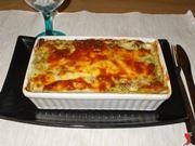 Le lasagne bianche alle zucchine