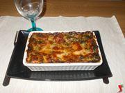 Lasagna con funghi