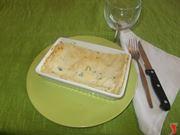 Le lasagne con la ricotta