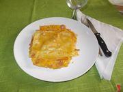 La lasagna alla zucca