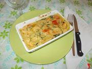 Le lasagne ai gamberetti