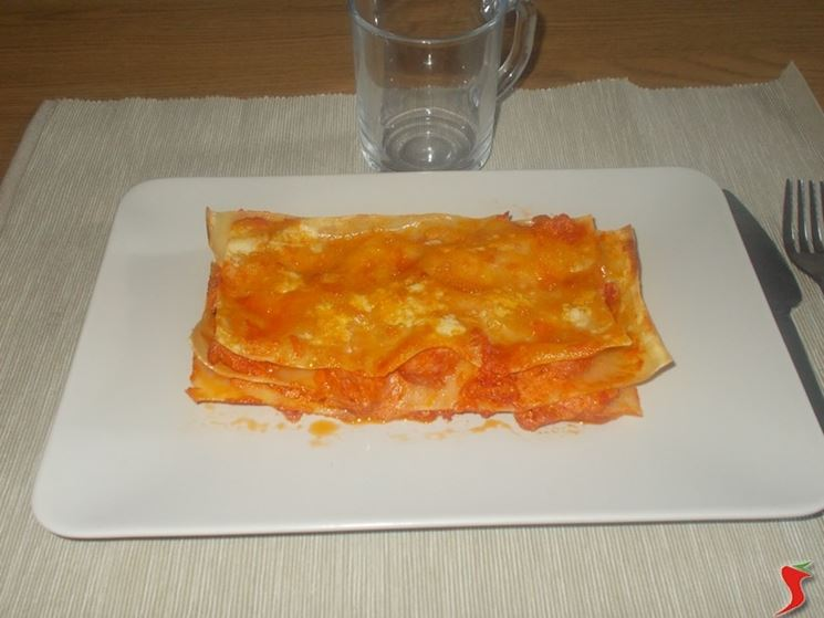 Lasagne light