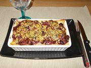 Le lasagne al radicchio