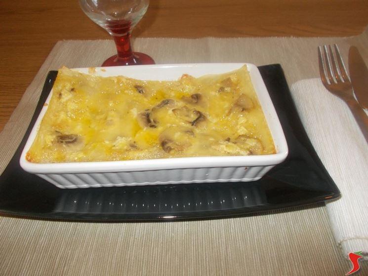 Lasagna ricette
