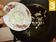 Preparare gli ingredienti per il soffritto