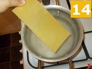La  mozzarella e la pasta