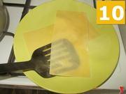 Terminate la cottura delle lasagne