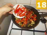 Iniziare a cuocere gli ortaggi