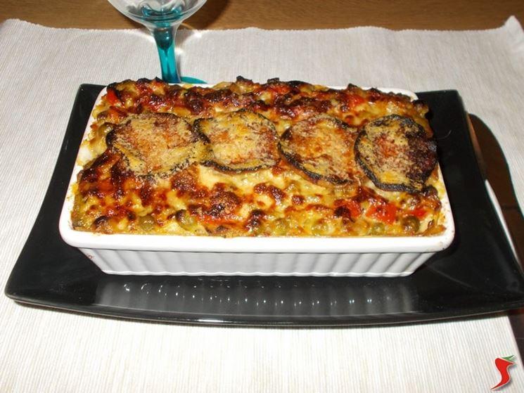Le lasagne alle verdure