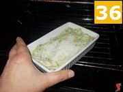 Terminate la lasagna