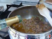 rosolatura carne ragù