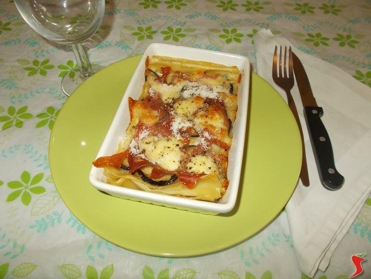 Ricetta per lasagna