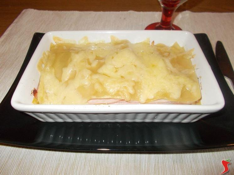 Ricette con lasagna