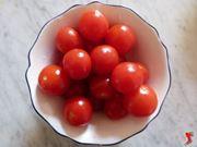 pomodori lavati
