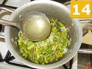 Minestra asparagi