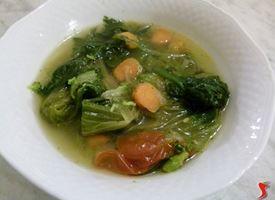 minestra in brodo