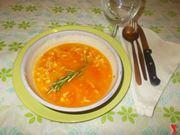 La minestra al pomodoro