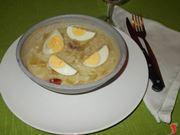 Il minestra di sedano