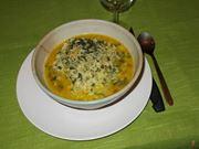 La minestra di spinaci