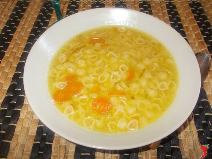 Ricette minestra
