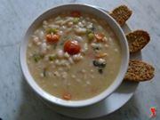 La minestra di fagioli