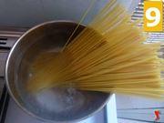 calare la pasta